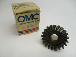 0389469 Omc Gear And Bushing Assembly For Evinrude Johnson Outboard 25-35hp 1979