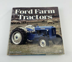 Ford Farm Tractors By Randy Leffingwell Great Book Hardback Lots Of Pictures