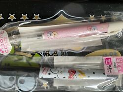 Sanrio Little Twin Stars And Hello Kitty Mechanical Pencils .5mm Lead New