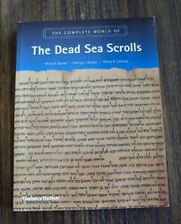 The Complete World Of The Dead Sea Scrolls - Trade Pb Nf