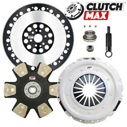 Stage 5 Clutch Kit And 6-bolt Flywheel For 96-04 Ford Mustang 4.6l W/ Tremec 26t