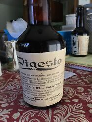 Hamms Digesto Bottle St Paul Minnesota Mn With Cap 1920andrsquos Brewery Beer Early
