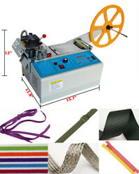 220v 280w 3.15 Automatic Hot And Cold Automatic Tape Cutting Machine Us Stock