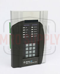 General Electric Multilin 369-hi-r-m-0-0-h-e Motor Protection Relay