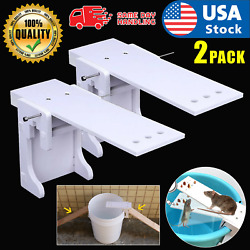 Walk The Plank Mouse Trap Rodent Bucket Trap Rat Auto Reset Humane Mice Catcher