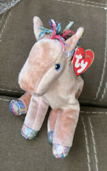 Ty Beanie Baby - The Horse Chinese Zodiac Stuffed Animal Toy With Tags