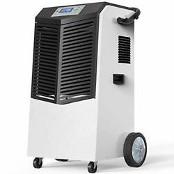 Colzer 232 Ppd Commercial Dehumidifier, Large Industrial Dehumidifier With Hose
