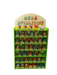 Display Stand For Letter Train Bxlxh 18 29/32x6 5/16x24 13/16in New