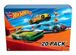 Hot Wheels 20 Car Gift Pack Styles May Vary, Multicolor, 7.6 T