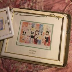 Pretty Guardian Sailor Moon Reproduction Original Picture Only 300 Used Japan