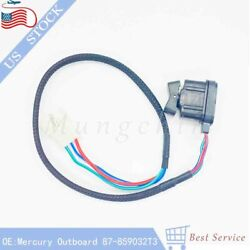 Replacement Power Trim And Tilt Switch 87-859032t3 For Mercury Outboard Motors
