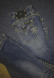 3 Pairs Of Miss Me Jeans