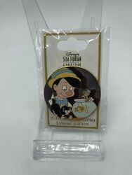 Disney Pinocchio Beloved Tales Bt Le 300 Pin Dsf Dssh Figaro Cleo Jiminy Cricket