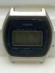 Vintage Casio Digital Lcd Watch S830 Module 140 Watch For Parts