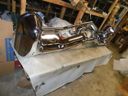 1967 Cadillac Re-chromed Front Bumper