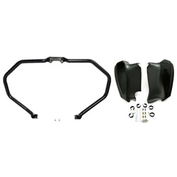 Engine Guard Highway Crash Bar Lower Fairing Fit For Indian Chief Classic 14-18