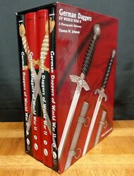 German Daggers Of World War Ii A Photographic Reference Four Volume Boxed Set