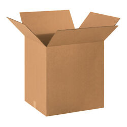 Corrugated Boxes 24 X 20 X 24 Ect-32 Brown Shipping/moving Boxes 100 Pieces
