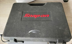 Snap On Tools Cts561cl Cordless Screwdriver Case Only