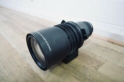 Christie 2.6-4.11/2.8-4.51 Projector Zoom Lens Church Owned Cg00cpb