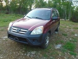 2006 Honda Crv Parts- Have A Wide Variety Let Me Know What You Need