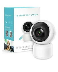 360° Wi-fi Wireless Security Ip Camera 1080 Hd Night Vision, Motion Dome Camera