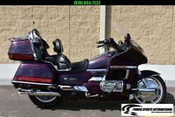 Honda Gl1500se1t Goldwing Special Edition Motorcycle Cruise 0180