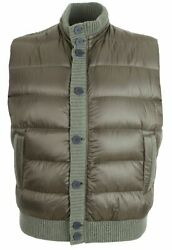 Paul And Shark Yachting Menand039s Winter Down Vest Bodywarmer Jacket 900 Fill Power