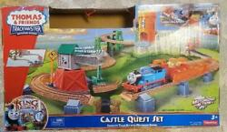 Thomas And Friends Plarail Track Master Castle Quest Set Fisher-price
