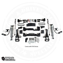 Bds Suspension 4 Coil-over Lift Kit For The 2015-2020 Ford F-150 4wd Gas 1533f