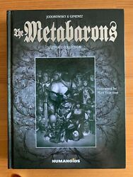 The Metabarons Ultimate Collection - Jodorowsky And Gimenez 2013