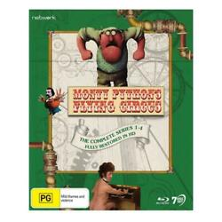 Monty Pythonand039s Flying Circus Blu-ray | Complete Series | Restored | Region Free