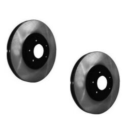 Set-ce12083013-2 Centric Brake Discs 2-wheel Set New For Truck Lh And Rh Ford F650