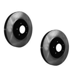 Set-ce12083014-2 Centric Brake Discs 2-wheel Set New For Truck Lh And Rh Ford F650