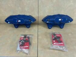 15-19 Bmw F82 M4 Front Left And Right Wheel Brake Caliper New Z