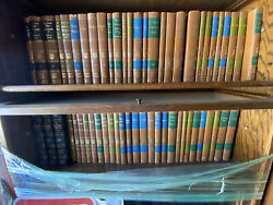 Britannica Great Books Of The Western World - Complete 54 Book Set 1952