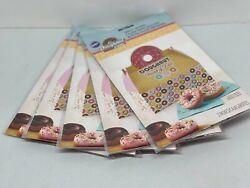 Lot/5 Packages 10 Boxes Total Wilton Treat Boxes Doughnut Stand 415-8058 New