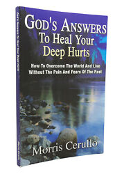 Morris Cerullo God's Answers To Heal Your Deep Hurts 1st Edition 2nd Printing