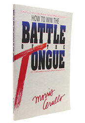 Morris Cerullo How To Win The Battle Of The Tongue Reprint 3rd Printing
