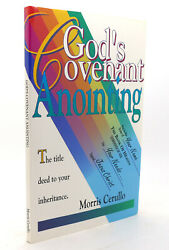 Morris Cerullo God's Covenant Annointing Reprint 4th Printing