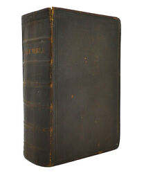 Holy Bible King James Version The Holy Bible Containing The Old And New Testamen