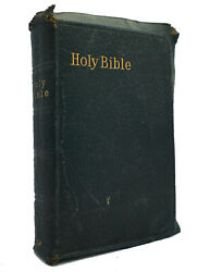 King James Holy Bible The Holy Bible Containing The Old And New Testaments Vint
