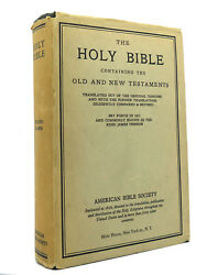 King James Holy Bible The Holy Bible Containing The Old And New Testaments Bible