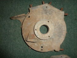 Used Original Engine Case W/ Cam Cover Indian Motorcycle 1925 Y Model 37 Scout