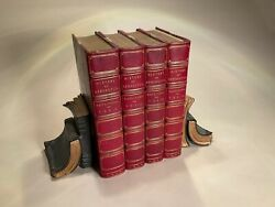 1st 1858-60 Edition - Rawlinson Trs - The History Of Herodotus - Bound By Tout
