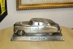 Vintage 1949 Hudson Commodore Figural Car Advertising Paperweight
