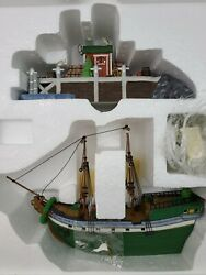 Dept. 56 Heritage New England Village Series The Emily Louise - 56581 Complete