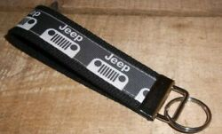 Handmade Jeep Wristlet Keychain Several Colors Available $5.95