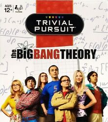 The Big Bang Theory Themed Trivial Pursuit Question Set Season 1-7 600 Questions