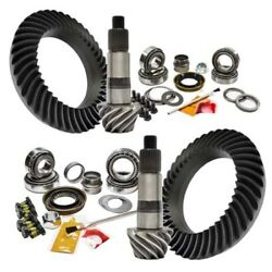 Nitro Gear And Axle Gpjl-5.29-rub Gear Package For 2018-2021 Jeep Wrangler Jl